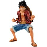 Banpresto 7.1 One Piece Monkey D Luffy Sculpture King of Artist Spielzeug